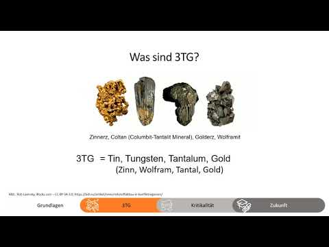 36C3 - Kritikalität von Rohstoffen - wann platzt die Bombe? - english translation