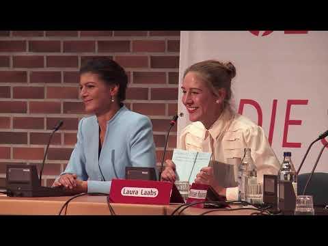 Sahra Wagenknecht & Kevin Kühnert: Das Land verändern! Aber wie?