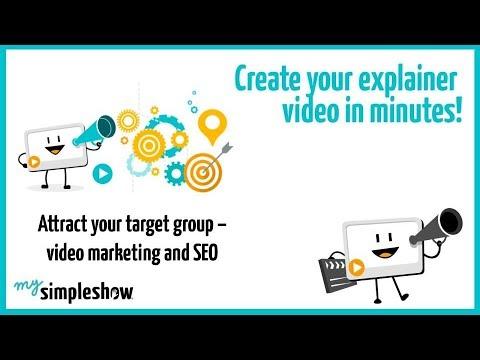 Video Marketing and SEO - mysimpleshow