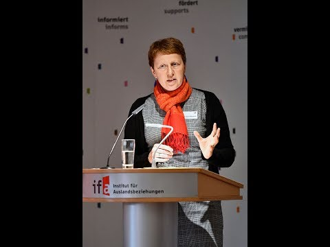 The Political Impact of 'Non-political' Culture Support (Dr. Susann Worschech)