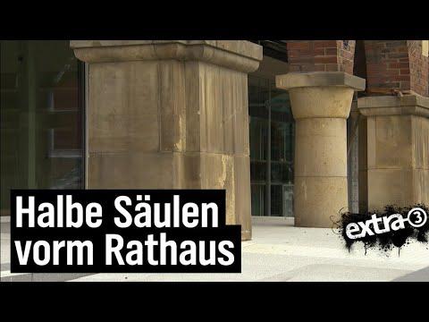 Realer Irrsinn: Barrierefreies Rathaus in Borken   extra 3   NDR