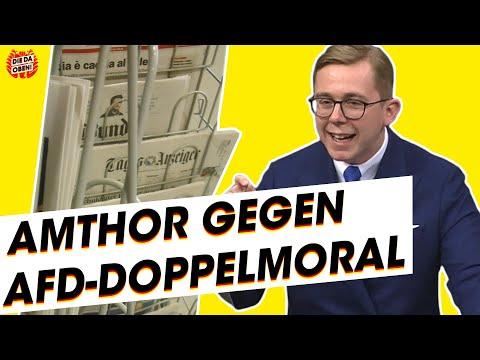 Philipp Amthor über AfD-Doppelmoral und Parteien in Medien