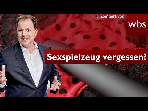 #Sexspielzeug in Frau vergessen = Wer haftet? | Rechtsanwalt Christian Solmecke