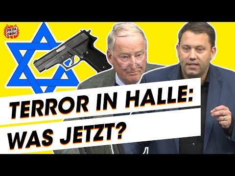 Antisemitismus und Terror: Was tun nach Halle?