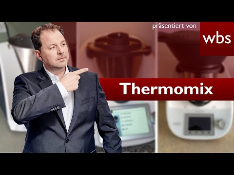 Thermomix: Muss Vorwerk über Modellwechsel informieren?   Rechtsanwalt Christian Solmecke