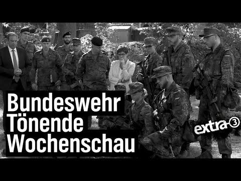 extra 3s tönende Truppenschau | extra 3 | NDR