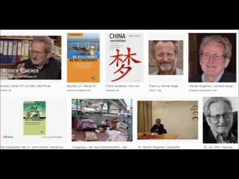 Fragen an Dr. Werner Rügemer - China-Konferenz: Aufstieg Chinas, US-Wirtschaftskrieg, EU-Politik