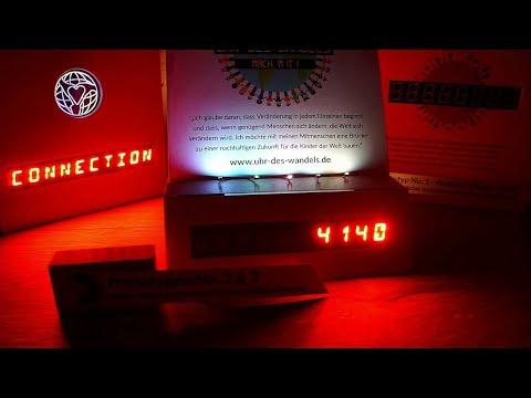 Uhr des Wandels LIVESTREAM - Human Connection