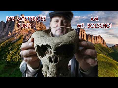 Der mysteriöse Fund am Berg Bolschoi!