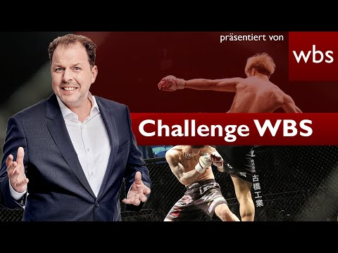 Dürfen Eltern #MMA-Kampfsport verbieten? | Challenge WBS Rechtsanwalt Christian Solmecke