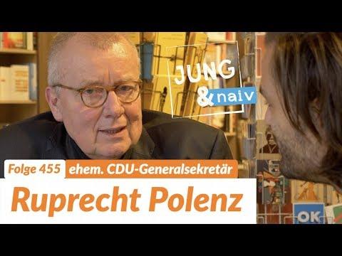 Ruprecht Polenz (CDU) - Jung & Naiv: Folge 455