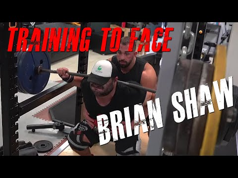 First Squat Session after Brian Shaw Call Out