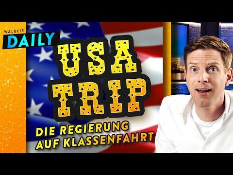 Road Trip! Deutsche Politiker auf Klassenfahrt   WALULIS DAILY