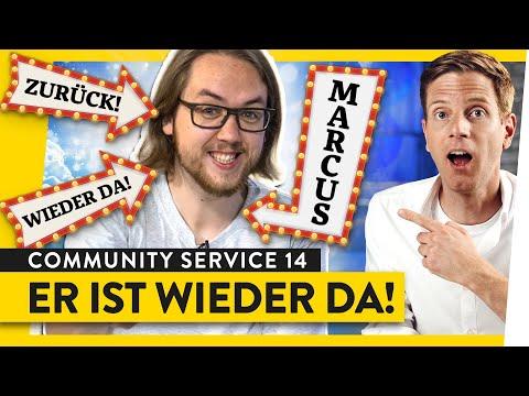 Die Marcus-Comeback Show   COMMUNITY SERVICE