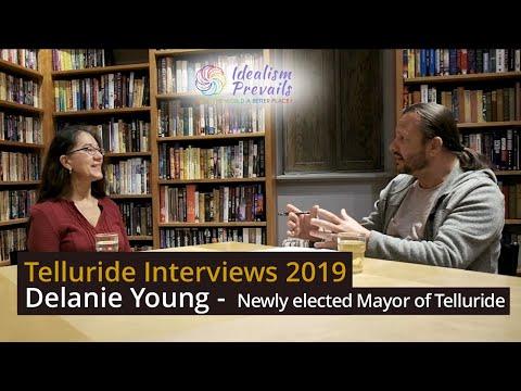 DeLanie Young - Telluride Interviews 2019