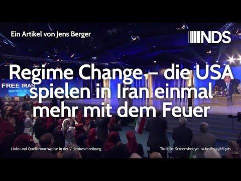 Regime Change – die USA spielen in Iran einmal mehr mit dem Feuer | Jens Berger | NDS | 16.01.2020