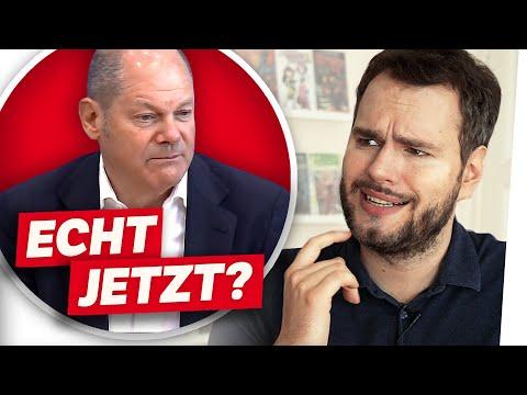 Olaf Scholz: Die Zerstörung der SPD