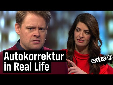Extra 3 Night Live - Peinliche Pannen beim ersten Date   extra 3   NDR