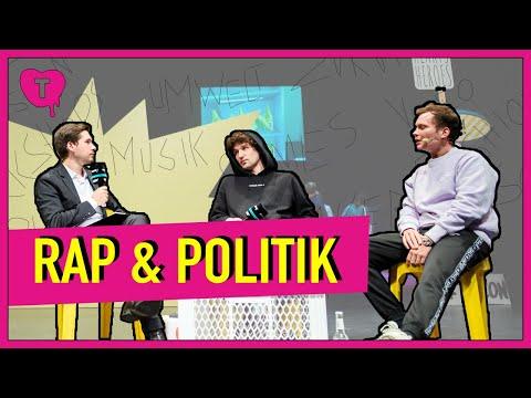 Machiavelli Podcast – Rap und Politik. Zu Gast: Joey Bargeld   TINCON Hamburg