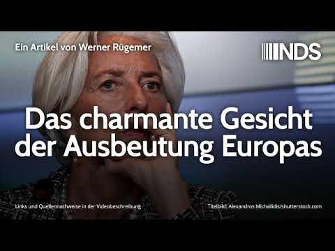 Das charmante Gesicht der Ausbeutung Europas   Werner Rügemer   NachDenkSeiten-Podcast   04.11.2019