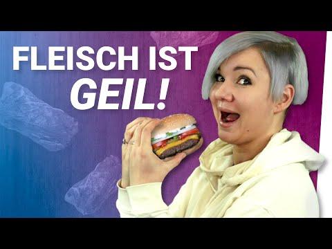 Fleischessen trotz Klimawandel! | Franziska Schreiber