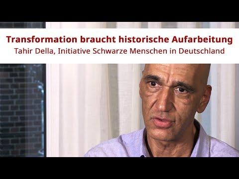 Transformation braucht historische Aufarbeitung | Tahir Della, ISD