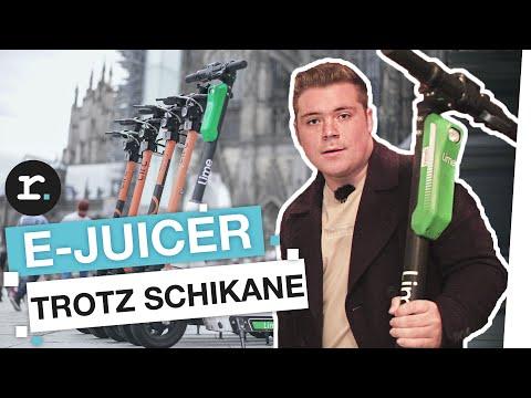 E-Scooter laden: Ausbeutung vs. gratis fahren | reporter