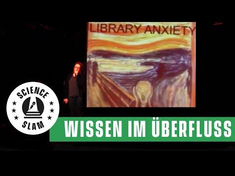 Warum Bibliothekswissenschaften wichtig sind (Claudia Wöckel- Science Slam)