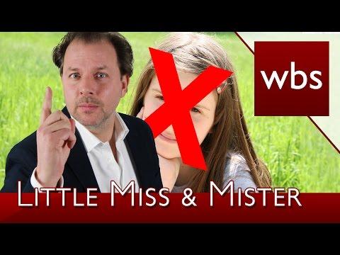 """Kinderfotos auf Facebook: Der Fall """"Little Miss & Mister""""   Rechtsanwalt Christian Solmecke"""