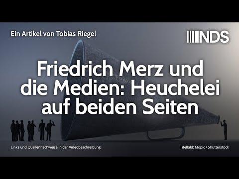 Friedrich Merz und die Medien: Heuchelei auf beiden Seiten   Tobias Riegel   NDS   18.02.2020