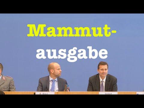 17. Januar 2020 - Bundespressekonferenz   RegPK
