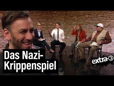 Extra 3 Night Live - Weihnachtsgeschichte für Rechtsextreme | extra 3 | NDR