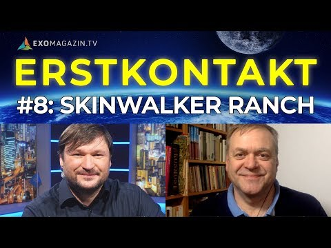 Paranormales auf der Skinwalker Ranch - Kontroverse um AATIP - UFOs in Belgien | Erstkontakt #8
