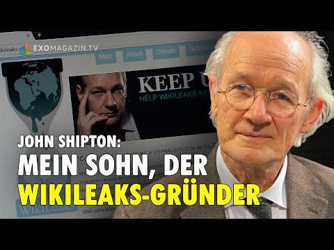 Mein Sohn, der Wikileaks-Gründer: Mathias Bröckers trifft Julian Assanges Vater | Das 3. Jahrtausend