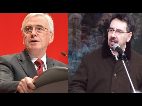 British MP John McDonnell & Activist John Rees on Assange & how you can support