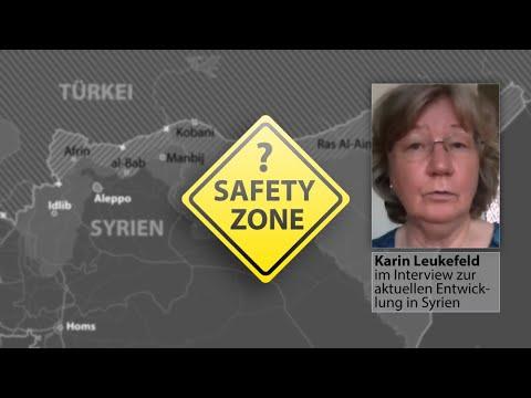 Karin Leukefeld: Verwirrspiel Syrien