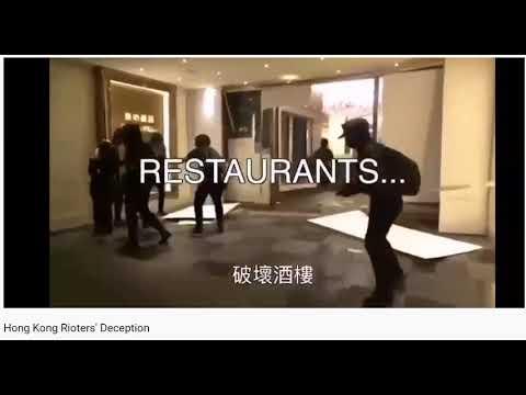 Was wirklich in Hongkong geschieht.