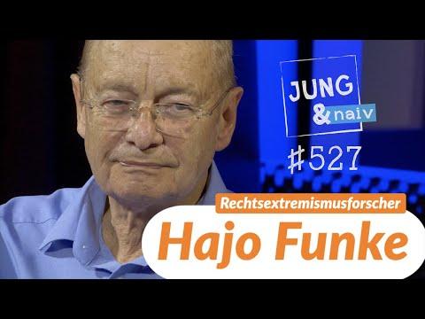 Extremismusforscher Hajo Funke - Jung & Naiv: Folge 527