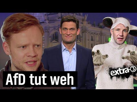 Alles zum AfD-Parteitag | extra 3 | NDR