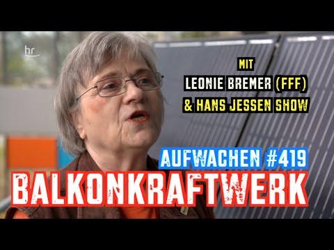 Aufwachen #419: Blackrock, KI & Klima - mit Leonie Bremer (Fridays For Future)