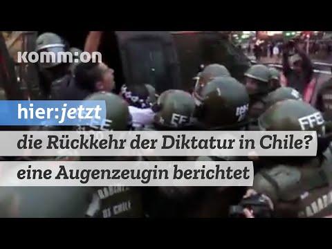 Die Rückkehr der Diktatur in Chile ?