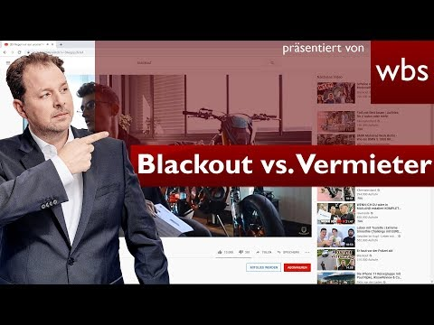 YouTube-Videos aus der Wohnung – droht Kündigung?   Rechtsanwalt Christian Solmecke