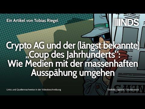 """Crypto AG der längst bekannte """"Coup des Jahrhunderts"""": Wie Medien m. massenhafter Ausspähung umgehen"""