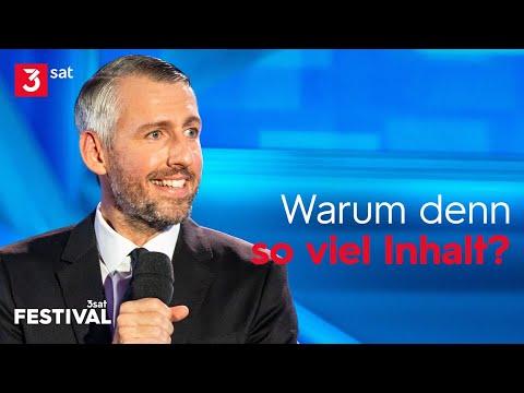Sebastian Pufpaff: Wir nach   3satFestival