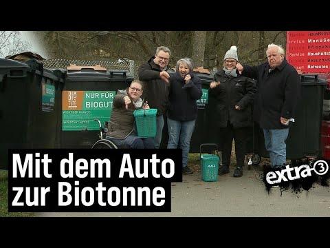 Realer Irrsinn: Biomüll-Irrsinn in der Eifel | extra 3 | NDR
