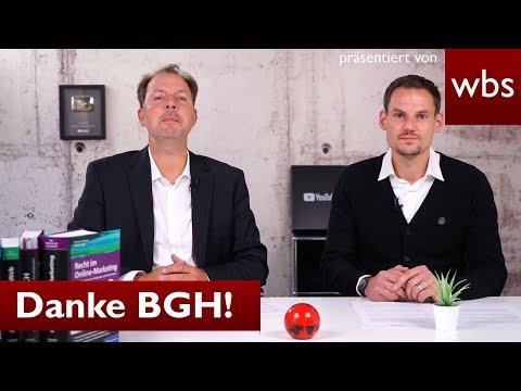 Danke BGH! Weniger Geld für Massen-Abmahner | Rechtsanwalt Christian Solmecke