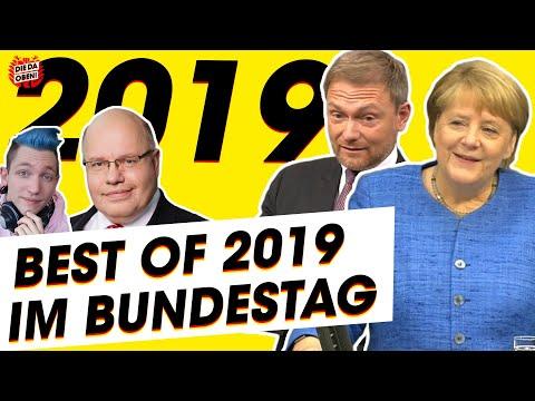 Bundestag 2019: Stress von Greta, Rezo und Co.