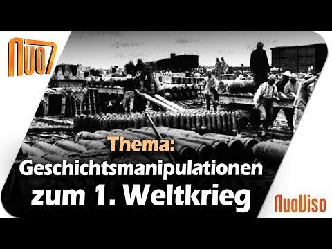 Geschichtsmanipulationen zum 1. Weltkrieg (mit Wolfgang Effenberger)