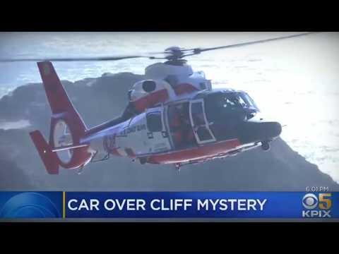 Car Over Cliff Mystery: Der Stand der Ermittlungen.