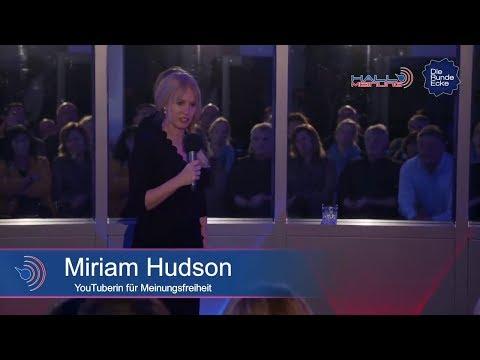 Miriam Hudson - Die Runde Ecke 25.01.2020 - Bananenrepublik